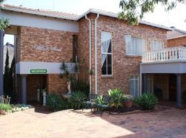 Willow Pond Lodge, Pretoria