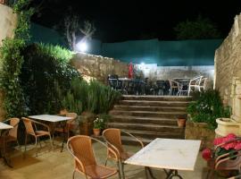 Hostal La Fuente, Buera (Huerta de Vero yakınında)