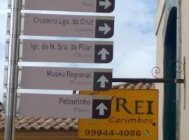 Hospedagem São João del Rei, São João del Rei (Mercês de Água Limpa yakınında)