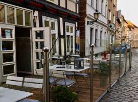 Altstadt Cafe, Havelberg (Sandau yakınında)
