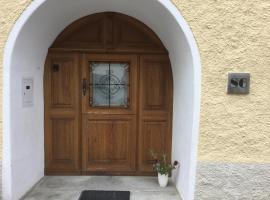 Ferienhaus Rontsch 86, Ftan (Tarasp yakınında)