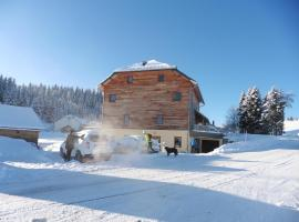 la maison des inuits, Lajoux