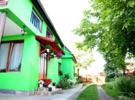 Csergő Ildikó vendégház