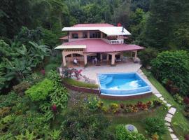 Casa de tranquilidad, Tinamaste (Platanillo yakınında)