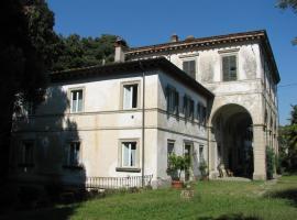 Villa La Dogana, Lucca