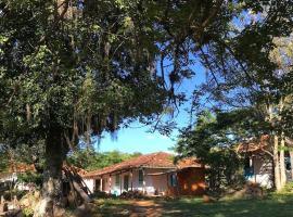 Finca San Pedro, Barichara (Guane yakınında)