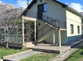 Apartman Dolac, Karlobag (рядом с городом Baške Oštarije)