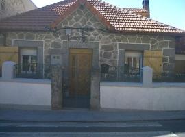 casa angeles, Серседилья (рядом с городом Los Molinos)
