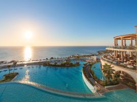 Atrium Prestige Thalasso Spa Resort & Villas, Лакания (рядом с городом Плиммири)