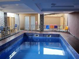 Osajamen Hotel, Лагос (рядом с регионом Mushin)
