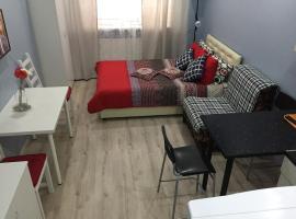 Apartment on Yubileynyy prospekt