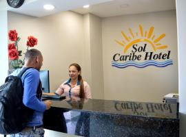 Sol Caribe Hotel, Soledad (Cuba yakınında)