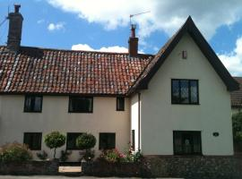 Well Cottage Beyton, Thurston (рядом с городом Elmswell)
