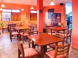 Hotel Restaurante Amalur, Canoa (Jama yakınında)