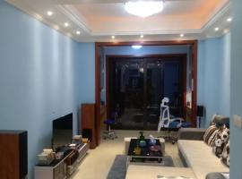 Near Disney Green Eco Apartment, Dongxing (Changxing Dao yakınında)