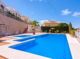 Holiday home in Calpe/Calp 27615