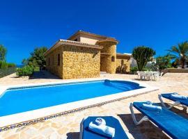 Holiday home Benissa/Costa Blanca 27619, Benissa (Pedramala yakınında)