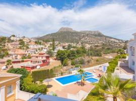 Holiday home in Calpe/Calp 27649, La Canuta