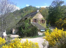 gites du chastel, Le Pont-de-Montvert (рядом с городом Mas-d'Orcières)