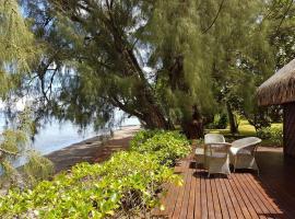 Beach House Te Moana by Tahiti Homes, Paea