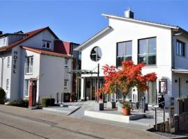 Hotel-Restaurant Weinhaus Steppe, Waldbronn (Stupferich yakınında)