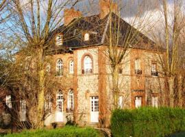 Le Manoir du Moucel, Сассео-ле-Мокондюи (рядом с городом Canouville)