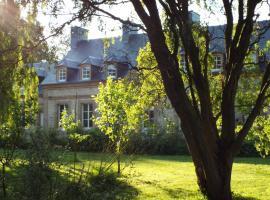 Le Manoir de Briquedalles, Сассео-ле-Мокондюи (рядом с городом Theuville-aux-Maillots)