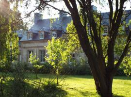 Le Manoir de Briquedalles, Сассео-ле-Мокондюи (рядом с городом Canouville)