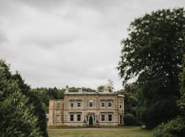 Cleatham Hall, Manton (рядом с городом Scotter)