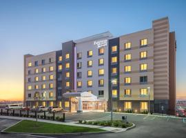 Fairfield Inn & Suites by Marriott North Bergen, North Bergen