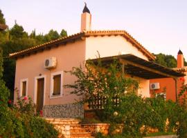 Rosemary Mediterranean cottage, Athanion