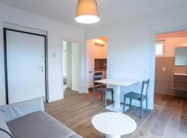 Modern apartment in Lugano