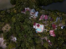 Galería Isla Hostel, Isla Grande (U blizini grada 'Isla Pavitos')