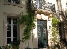 Maison Marronnier, Bélarga