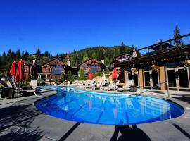 Carmel Beach Private Lodges, Blind Bay