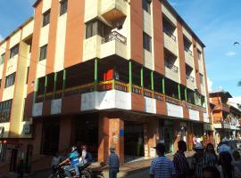 Hotel El Paraiso de Tamesis, Támesis (La Pintada yakınında)