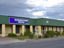 Bordertown Motel, Bordertown (Kaniva yakınında)