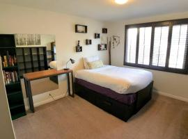 Outer Sunset Private Bedroom [K]