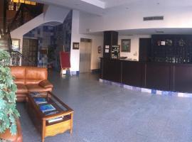 Hotel Perales, Талавера-де-ла-Рейна (рядом с городом Мехорада)