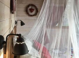 La cabane des amoureux