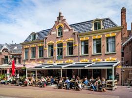 Slapen bij hofman, Alkmaar