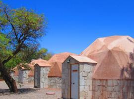 Cielo Ancestral, San Pedro de Atacama (Túlor yakınında)