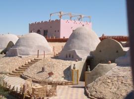 Bedouin Camp, Dakhla Oasis (Al Qaşr yakınında)