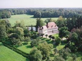 Château De Werde, Matzenheim (рядом с городом Benfeld)