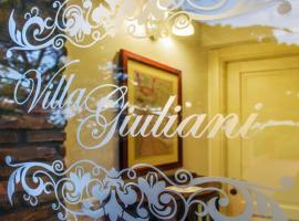 Villa Giuliani Resort, Orta Nova (Stornara yakınında)