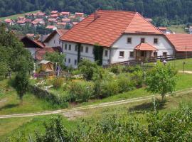 """Ferienwohnung """"Kräuterhof"""", Ringelai"""