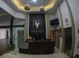 Terrass Hotel Zamora