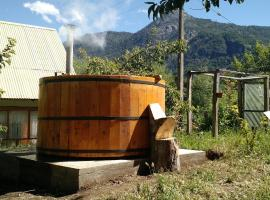Agroturismo Santa Carolina, Melipeuco (Rumiñano yakınında)