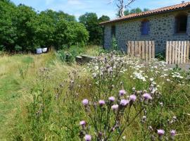 L'éco-ferme de Fangorn - gîte, Pougne-Hérisson (рядом с городом Allonne)