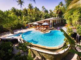 Matanivusi Beach Eco Resort, Serua (рядом с городом Beqa Island)
